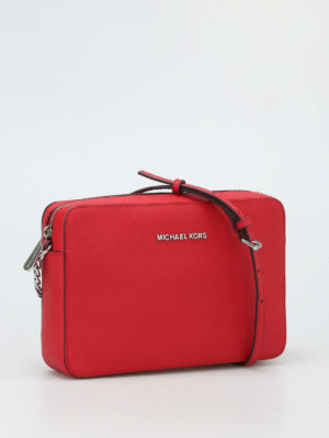 Michael Kors: cross body bags online - Jet Set Travel crossbody