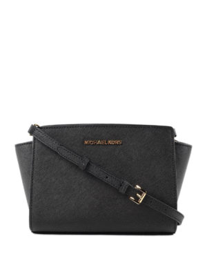 Michael Kors: cross body bags - Selma cross body bag
