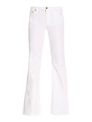 Michael Kors: flared jeans - Selma flared jeans