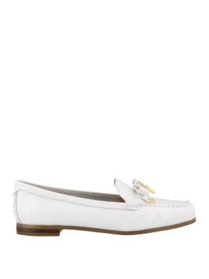 031759d5e795 MICHAEL KORS  Mocassini e slippers - Mocassini in vernice con fiocco e  lucchetto