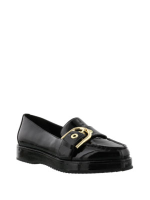 Michael Kors: Loafers & Slippers online - Cooper platform patent loafers