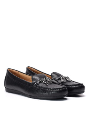 Michael Kors: Loafers & Slippers online - Suki leather loafers