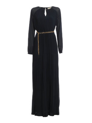 Michael Kors: maxi dresses - Chiffon maxi dress
