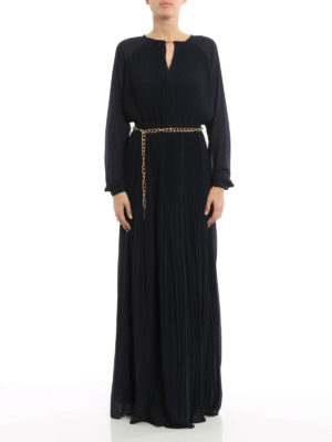 Michael Kors: maxi dresses online - Chiffon maxi dress