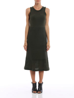 Michael Kors: maxi dresses online - Jersey sleeveless dress