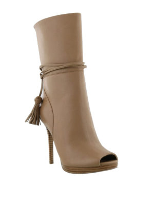 MICHAEL KORS: stivali online - Stivali open toe Rosalie