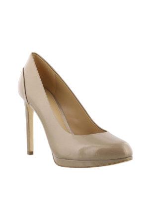 MICHAEL KORS: scarpe décolleté online - Décolleté Antoinette in vernice