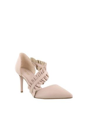 MICHAEL KORS: scarpe décolleté online - Décolleté rosa a punta Bella