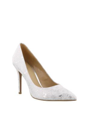 MICHAEL KORS: scarpe décolleté online - Décolleté Claire con fiori goffrati