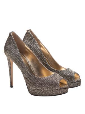 MICHAEL KORS: scarpe décolleté online - Décolleté peep-toe Erika