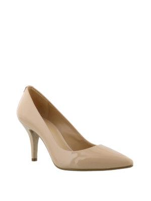 MICHAEL KORS: scarpe décolleté online - Décolleté in vernice Flex Mid-heel
