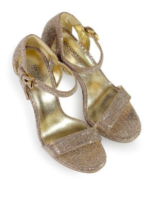 MICHAEL KORS: sandali online - Sandali Tamra con tacco a stiletto