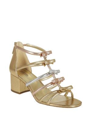MICHAEL KORS: sandali online - Sandali Veronica Mid con fiocchetti