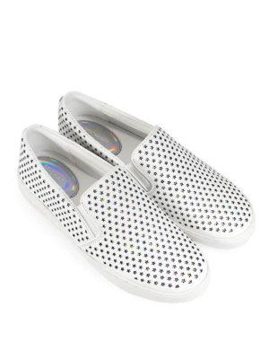 MICHAEL KORS: sneakers online - Slip-on Keaton con stelline cut out