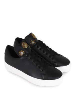 MICHAEL KORS: sneakers online - Sneaker Mindy con maxi linguetta decorata