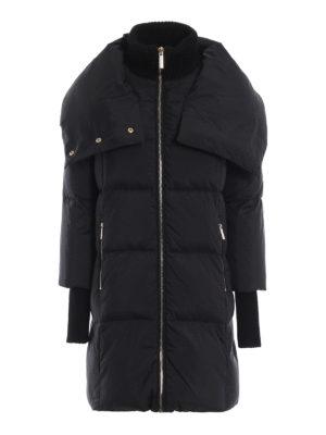 MICHAEL KORS: cappotti imbottiti - Piumino opaco trapuntato a quadri