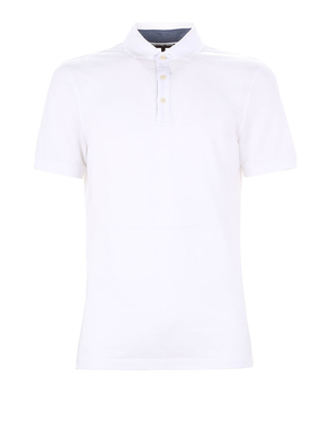 Michael Kors: polo shirts - Cotton pique polo