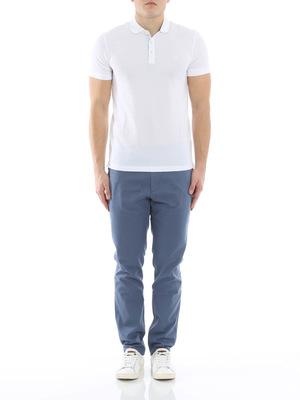 Michael Kors: polo shirts online - Cotton pique polo