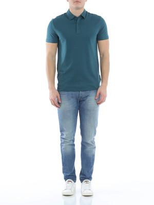 Michael Kors: polo shirts online - Jersey cotton polo shirt