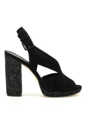 Michael Kors: sandals - Becky platform sandals