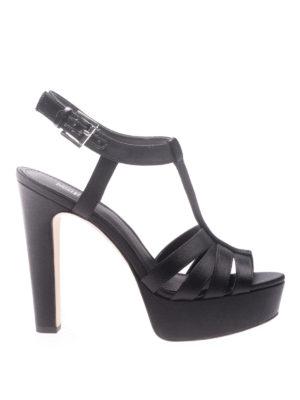 Michael Kors: sandals - Catalina satin sandals