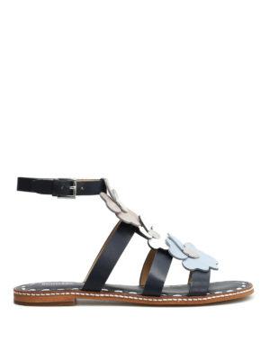 Michael Kors: sandals - Kit flower sandals