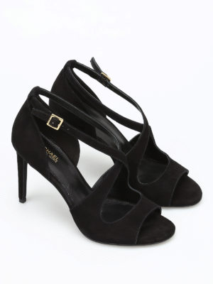 Michael Kors: sandals online - Estee criss cross straps sandals