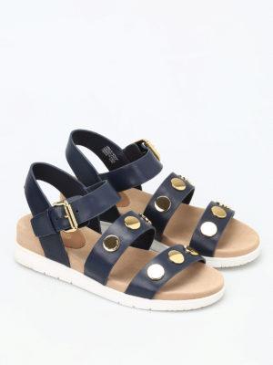 Michael Kors: sandals online - Reggie leather sandals