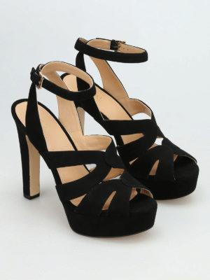 Michael Kors: sandals online - Winona suede sandals