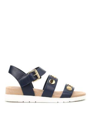 Michael Kors: sandals - Reggie leather sandals