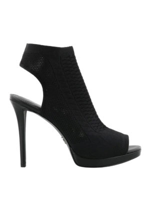 Michael Kors: sandals - Tyra elastic fabric sandals