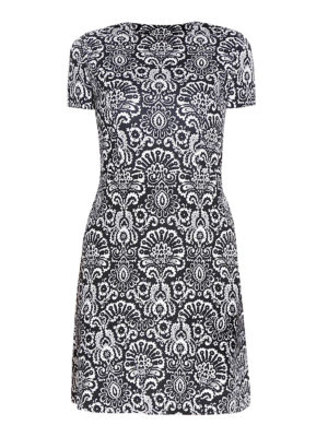 Michael Kors: short dresses - Floral print short dress
