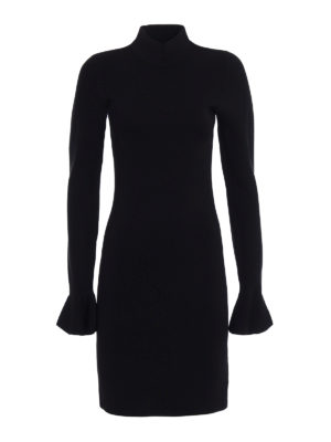 Michael Kors: short dresses - Jersey long sleeve dress