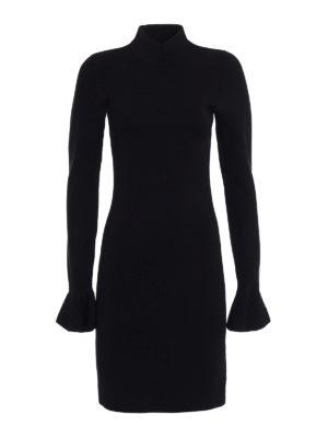 Michael Kors: short dresses - Jersey long sleeve dress