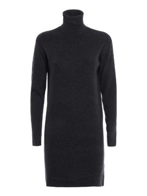 Michael Kors: short dresses - Knitted turtle neck dress