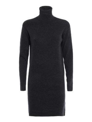 Michael Kors: short dresses - Knitted turtle neck dress