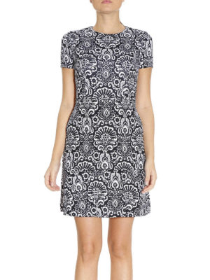 Michael Kors: short dresses online - Floral print short dress