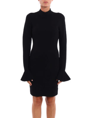 Michael Kors: short dresses online - Jersey long sleeve dress