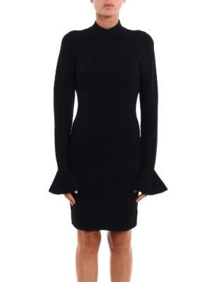 Michael Kors: short dresses online - Jersey long sleeve dress