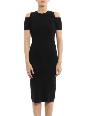 Michael Kors: short dresses online - Peekaboo ponte short dress