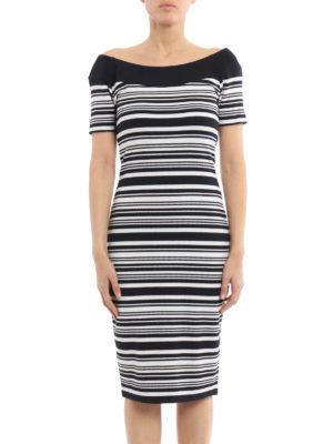 Michael Kors: short dresses online - Piqué stretch dress