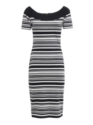Michael Kors: short dresses - Piqué stretch dress