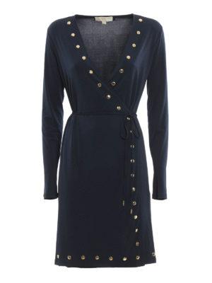 Michael Kors: short dresses - Wrapped short dress