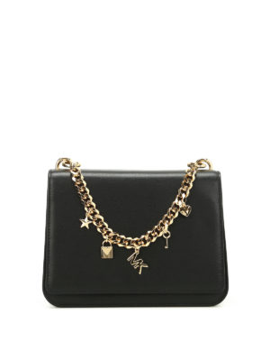 Michael Kors: shoulder bags - Charm Swag shoulder bag