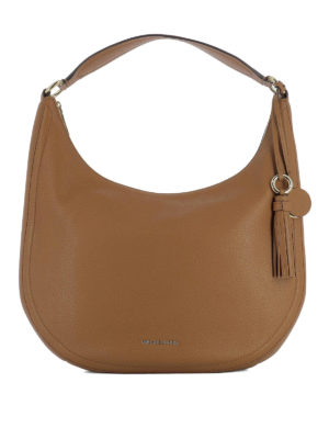 Michael Kors: shoulder bags - Lydia hammered leather shoulder bag