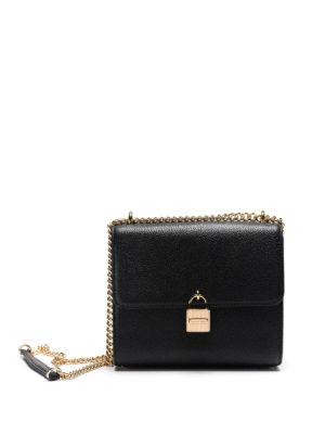 Michael Kors: shoulder bags - Mercer hammered leather bag