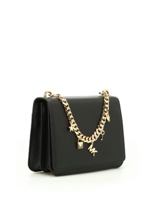Michael Kors: shoulder bags online - Charm Swag shoulder bag