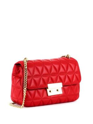 Michael Kors: shoulder bags online - Sloan L quilted leather bag