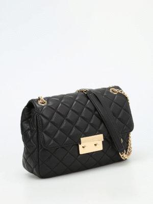 Michael Kors: shoulder bags online - Sloan quilted leather bag