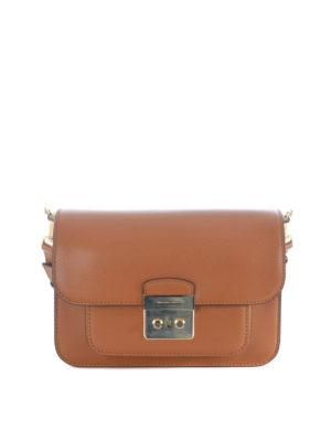 Michael Kors: shoulder bags - Sloan Editor large leather bag